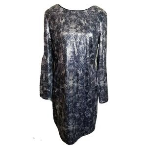 NWT Vince Camuto  XL SEQUIN Formal Dress 12 Party